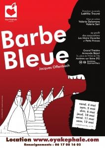 Affiche - Barbe Bleue