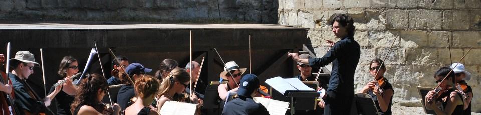 Tournée des 15 ans - L'orchestre